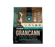 Grancann Lamb & Hemp seeds – kompletní krmivo pro psy.
