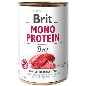 BRIT MONO PROTEIN – BEEF 400g