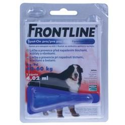 FRONTLINE SPOT-ON P 4,02ML XL/+40KG