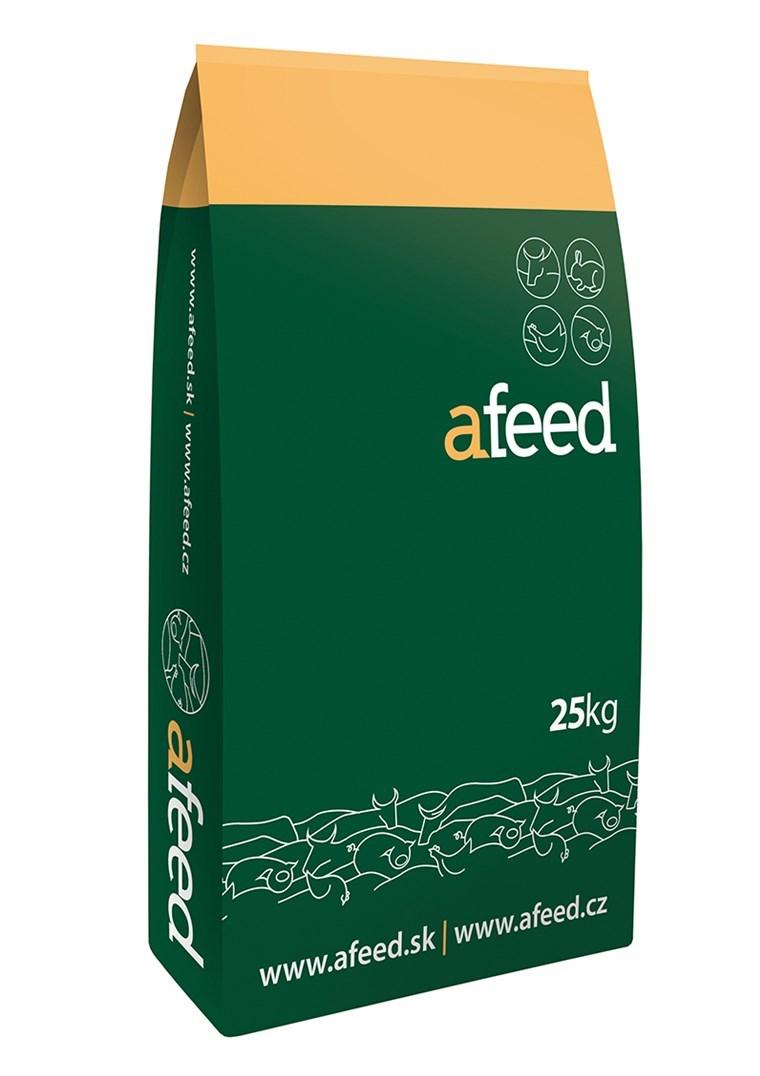 Kompletní krmivo pro výkrm krůt  KR 4 - Afeed.mix, 25kg