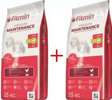 Fitmin dog medium maintenance 2x15kg