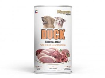 MAGNUM Natural DUCK Meat dog 1200g
