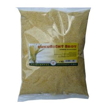 Kukuřičný šrot 1kg