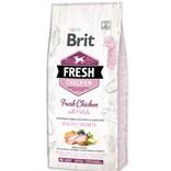 Brit Fresh Chicken with Potato Puppy Healthy Growth
