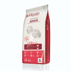 Fitmin medium senior - 15kg