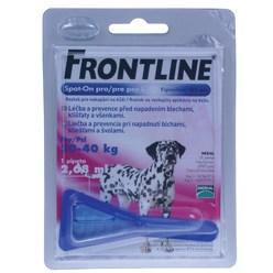 FRONTLINE SPOT-ON P 2,68ML L/20-40KG