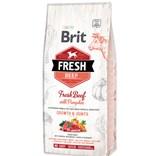 Brit Fresh Beef with Pumpkin Puppy Large Bones & Joints