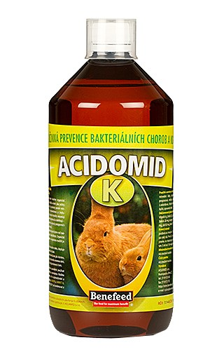 ACIDOMID K - 500ml