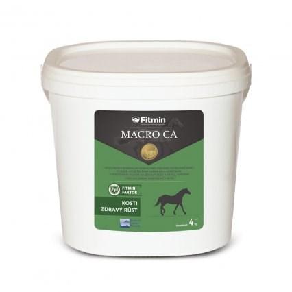 Fitmin Macro Ca granulované doplňkové minerální krmivo pro koně 4 kg