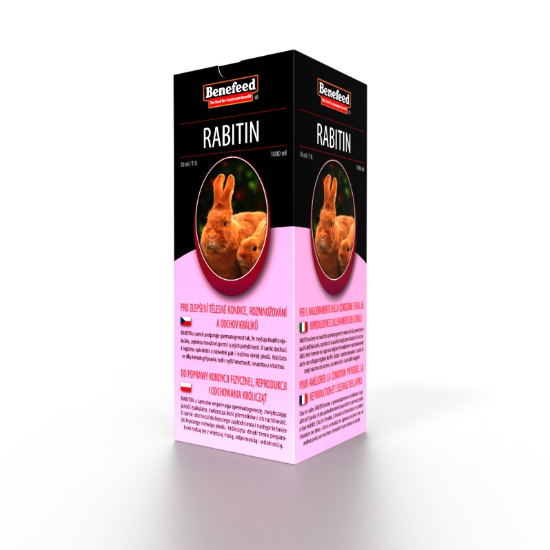 RABITIN KRÁLÍK 500 ML - 1l