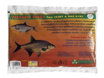 Vnadicí směs pro lov cejnů a bilých ryb - 1kg