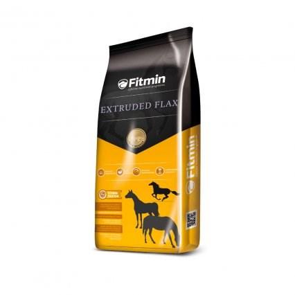 Fitmin Extrudovaný len doplňkové krmivo pro koně 15 kg