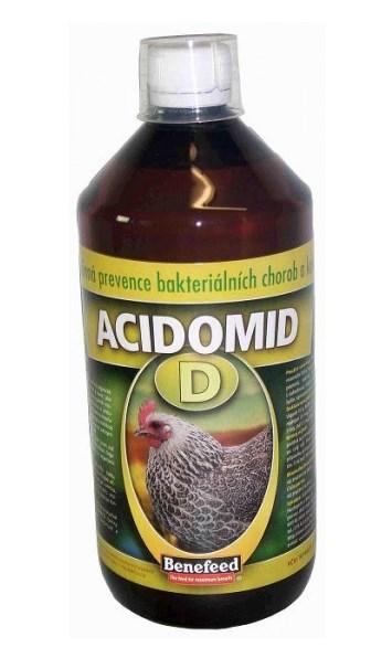 ACIDOMID D 500ml