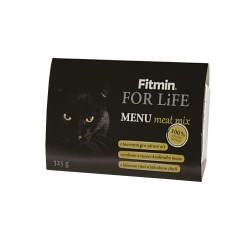 FFL CAT MENU MEAT MIX 325G