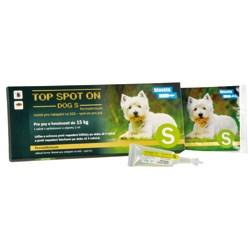 TOP SPOT-ON DOG 1ML S DO 15 KG