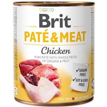 BRIT PATÉ & MEAT - CHICKEN 800g