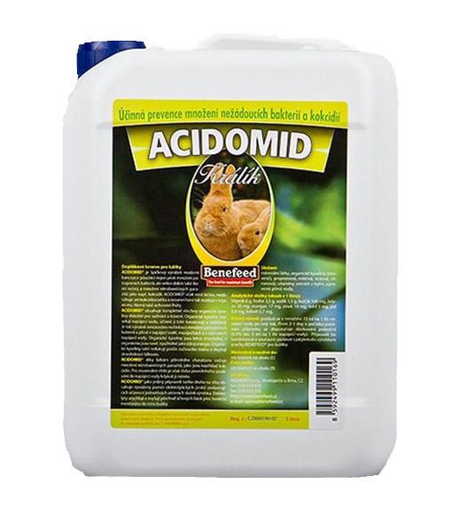 ACIDOMID K - 10l