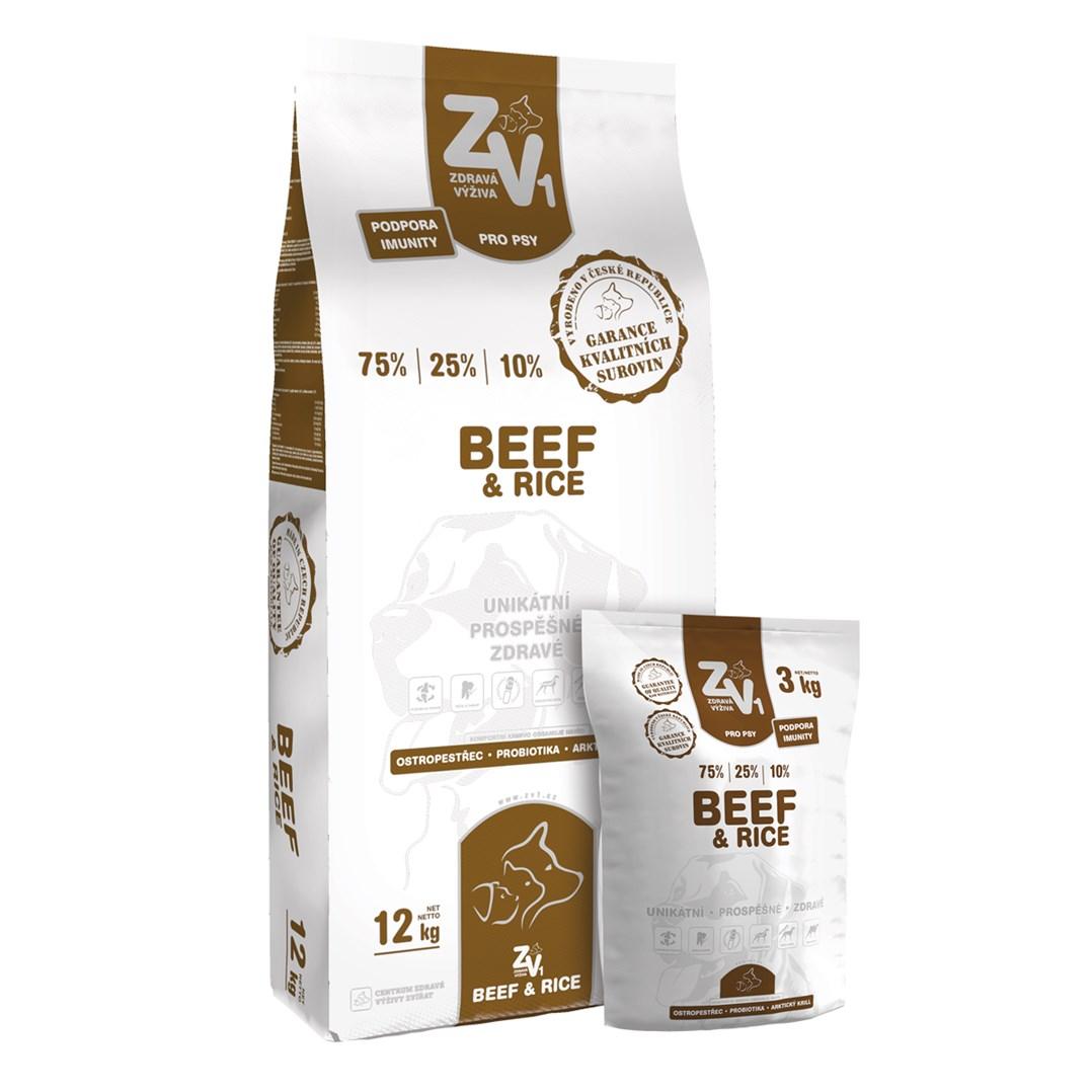 ZV1 Beef & Rice