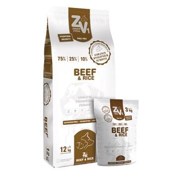ZV1 Beef & Rice 12kg