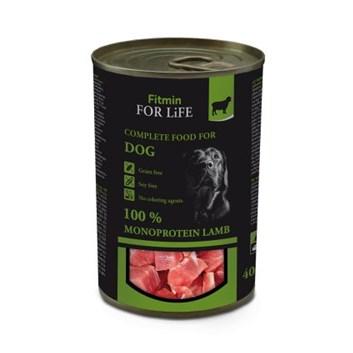 Fitmin For Life jehněčí konzerva pro psy 400 g