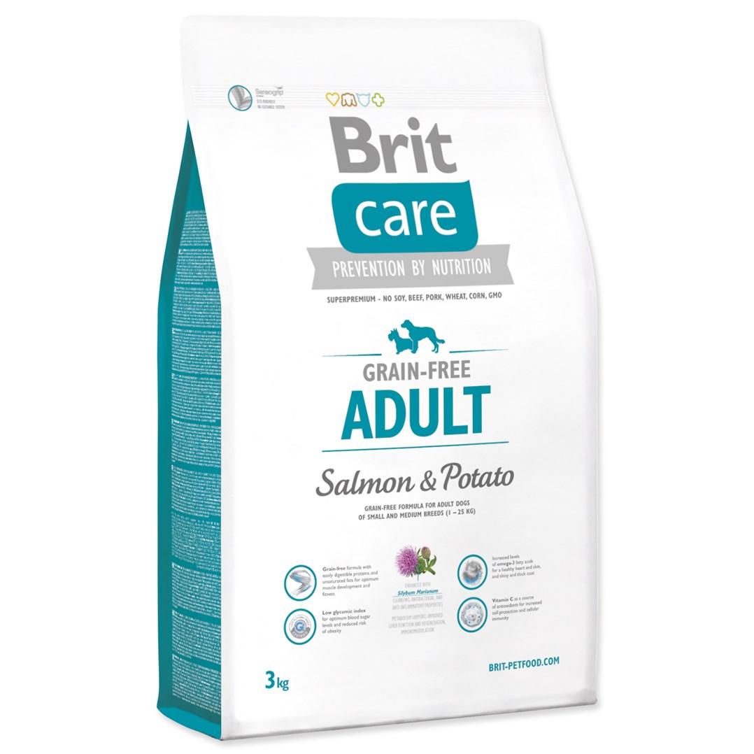 Brit Care Salmon All Breed Salmon & Potato  3kg