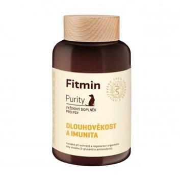 Fitmin Purity Dlouhověkost a imunita doplněk pro psy 200 g