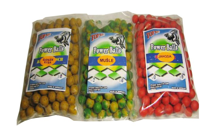 Power balls boilies 20mm 1000g