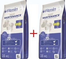 Fitmin dog maxi maintenance 2x15kg