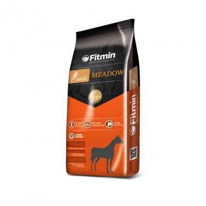 Fitmin Müsli meadow doplňkové krmivo pro koně 20 kg