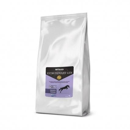 Fitmin Extrudovaný len doplňkové krmivo pro koně 15 kg - Fitmin, 4kg