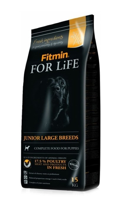 Fitmin dog For Life junior large br.15kg