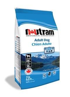 NUTRAM - Adult dog 3kg