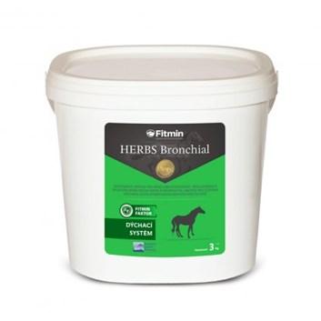 Fitmin Herbs bronchial doplňkové krmivo pro koně 3 kg