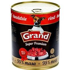 GRAND SUPER S HOVĚZÍM 850G