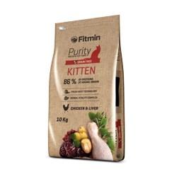 FITMIN CAT PURITY KITTEN - 10 KG