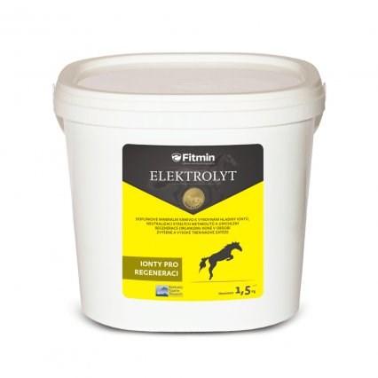 Fitmin Elektrolyt doplňkové minerální krmivo pro koně 1,5 kg