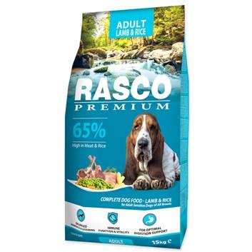 RASCO Premium Adult Lamb & Rice 15kg