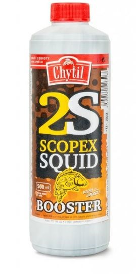 Chytil Booster 2S Scopex/ Squid 500ml