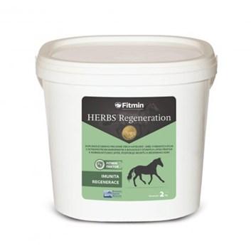 Fitmin Herbs regeneration doplňkové krmivo pro koně 2 kg