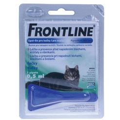 FRONTLINE SPOT-ON KOČKA 0,5ML