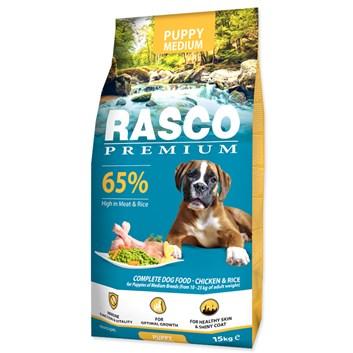 RASCO Premium Puppy / Junior Medium 15kg