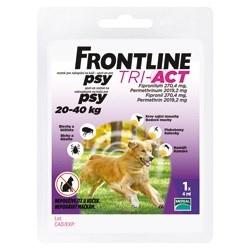 FRONTLINE TRI-ACT SPOT-ON P 20-40 KG L