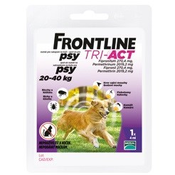 FRONTLINE TRI-ACT SPOT-ON P 20-40 KG L
