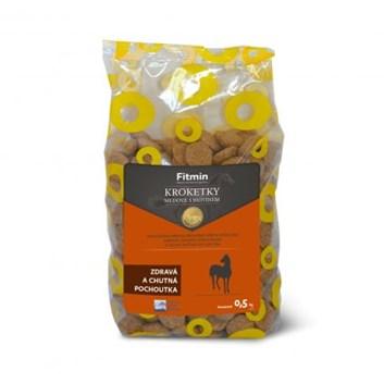 Fitmin Kroketky med+biotin pochoutka pro koně 500 g