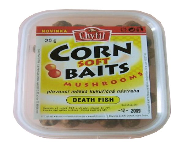 Corn soft baits
