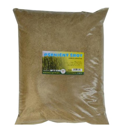 Pšeničný šrot 5kg