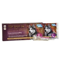 TOP SPOT-ON DOG 3ML L NAD 30 KG