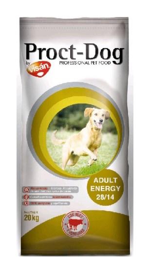 PROCT-DOG Adult ENERGY 20kg