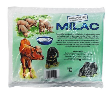 MILAC pro kočky - 1Kg