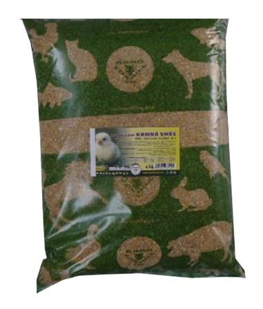 Kompletní krmivo pro odchov kuřat K1 - 5kg